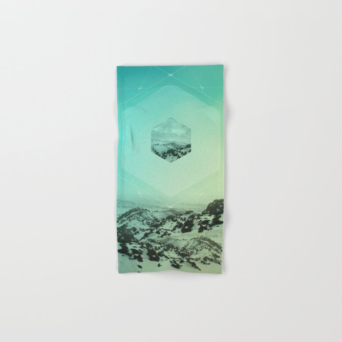 A Place Called Elsewhere Hand & Bath Towel