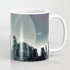 Manhattan Night Mug