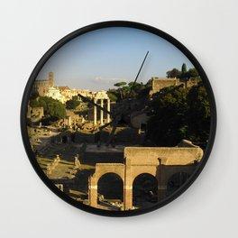 Rome1 Wall Clock