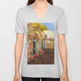 Beallair In Bloom Unisex V-Neck