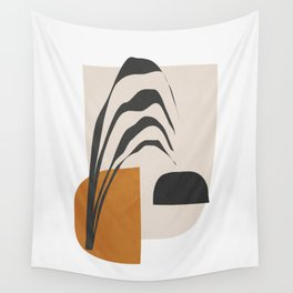 Abstract Shapes 3 Wall Tapestry