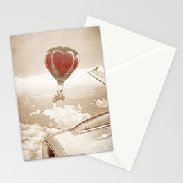 Wednesday Dream - Chasing Planes Stationery Cards