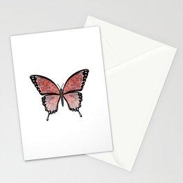coral meridian (Meridianus corallium) Stationery Cards