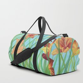 Lilly Garden Duffle Bag