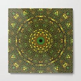 Mosaic 4h Metal Print