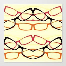 Four Eyes (1) Canvas Print