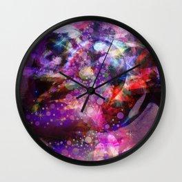 Chrystmas Wall Clock
