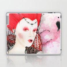 The Queen of Hearts Laptop & iPad Skin