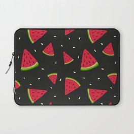 Watermelons in tha dark Laptop Sleeve