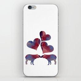 Tapirs iPhone Skin