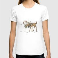 thranduil T-shirts featuring Baby Thranduil and Elk by Rshido