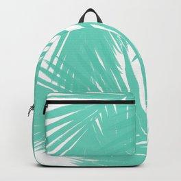 Palms Seafoam Backpack