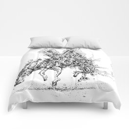 re-search Comforters