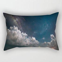 Afternoon sky Rectangular Pillow