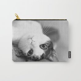 Upside down cat Carry-All Pouch