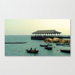 Blake Pier Canvas Print