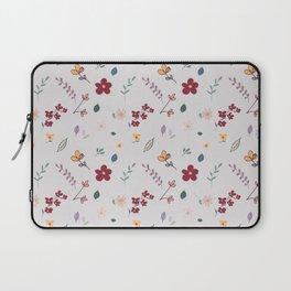 Autumn Wildflowers Laptop Sleeve
