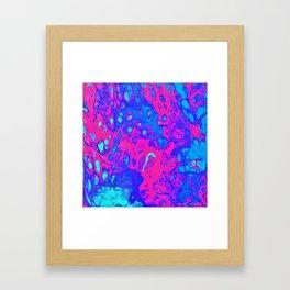 Psychodelic Dream Framed Art Print