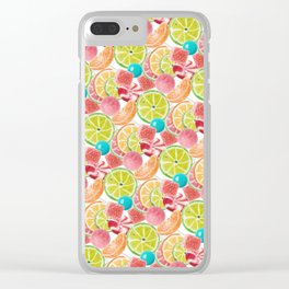Candy Store Clear iPhone Case