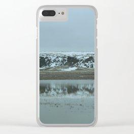 Ulm Ridge Clear iPhone Case