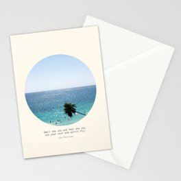 Let your spirit fly Stationery Cards
