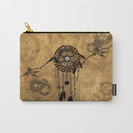 Steampunk Dreamcatcher Carry-All Pouch