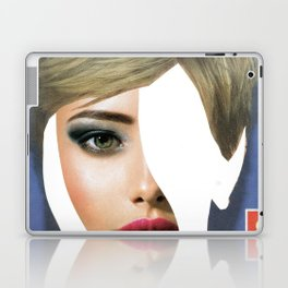 Another Portrait Disaster · Fragments 8 Laptop & iPad Skin