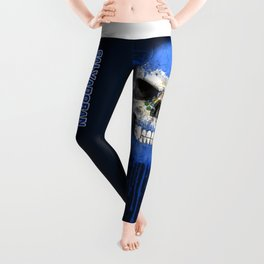 To The Core Collection: El Salvador Leggings