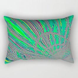 Re-Created Web of Lies17 by Robert S. Lee Rectangular Pillow