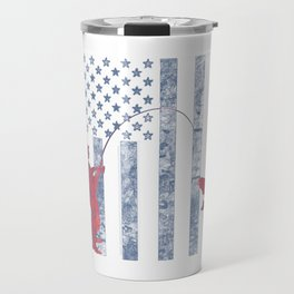 American Fisherman Travel Mug