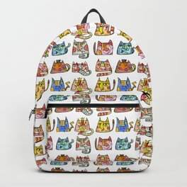 Cats characters Backpack