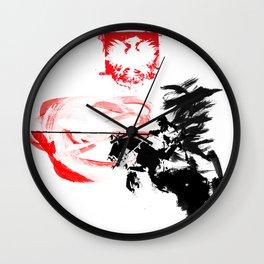Polish Hussar - Poland - Polska Husaria Wall Clock