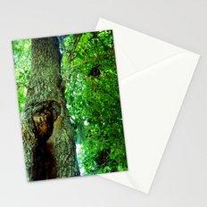 treehole2 Stationery Cards