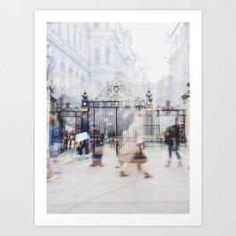 World Series: London II Art Print