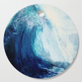 Waves II Cutting Board