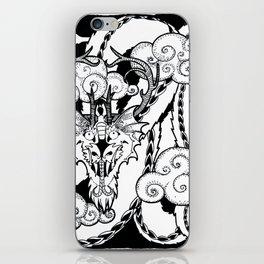 Korean Dragon iPhone Skin