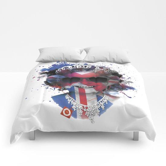Queen Listen Music Comforters
