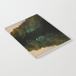 Perfect Reflection Notebook
