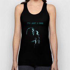 Bill Hicks 1961-1994 – It's Just A Ride Unisex Tank Top