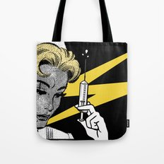 The Dearly Departed Tote Bag