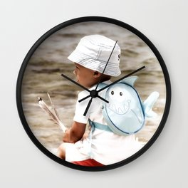 Waiting for... Wall Clock