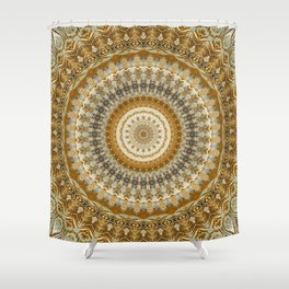 Mandala 341 Shower Curtain