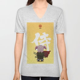 Dragon Ball Bushido : Oolong Unisex V-Neck