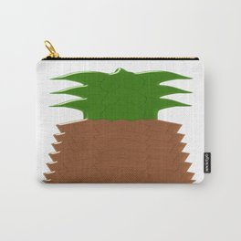 Pineapple Design Carry-All Pouch