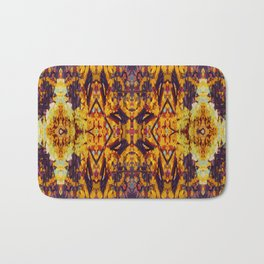 Patterned Paintography  Bath Mat