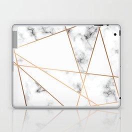 Marble Geometry 054 Laptop & iPad Skin