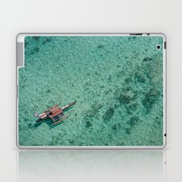 Outrigger in Hawaii Laptop & iPad Skin