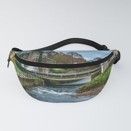 The Castle At Brecon Fanny Pack