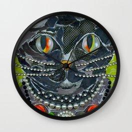 Homage To Betsy J. Wall Clock