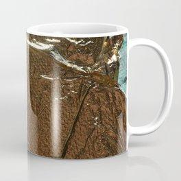 Golden Wrinkles Coffee Mug